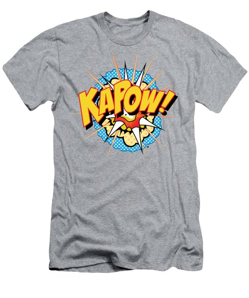 Kapow Men's T-Shirt (Athletic Fit)