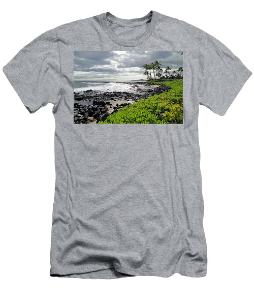 Kauai Afternoon Men's T-Shirt (Athletic Fit)