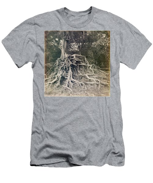 Men's T-Shirt (Athletic Fit) featuring the photograph Kauai by Lucian Capellaro