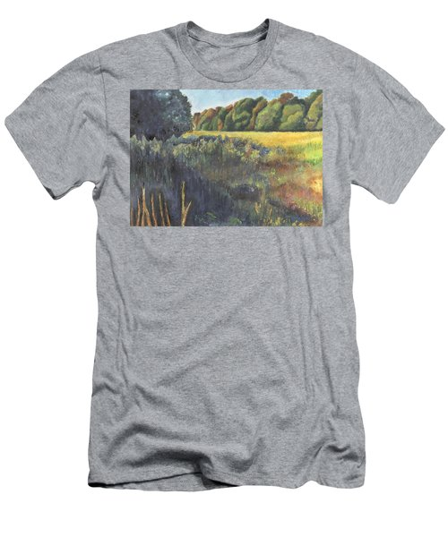 Keep On The Sunny Side Men's T-Shirt (Athletic Fit)