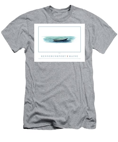 Kennebunkport Dory 2 Men's T-Shirt (Athletic Fit)