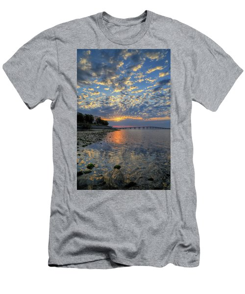 Kennedy Park Sunrise Men's T-Shirt (Athletic Fit)
