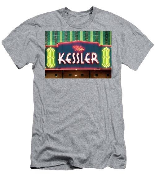 Kessler Theater 042817 Men's T-Shirt (Athletic Fit)