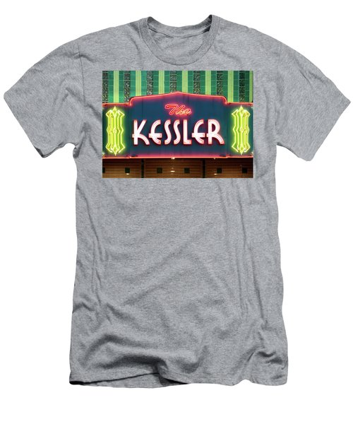Kessler Theater 042817 Men's T-Shirt (Athletic Fit)