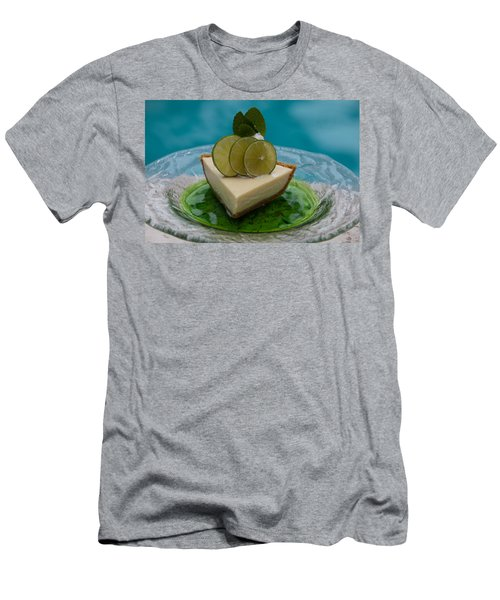 Key Lime Pie 25 Men's T-Shirt (Athletic Fit)