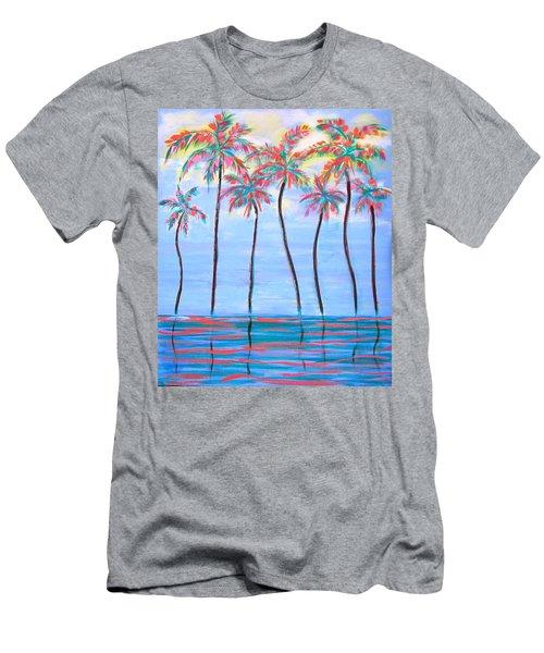 Keys Vision Men's T-Shirt (Athletic Fit)