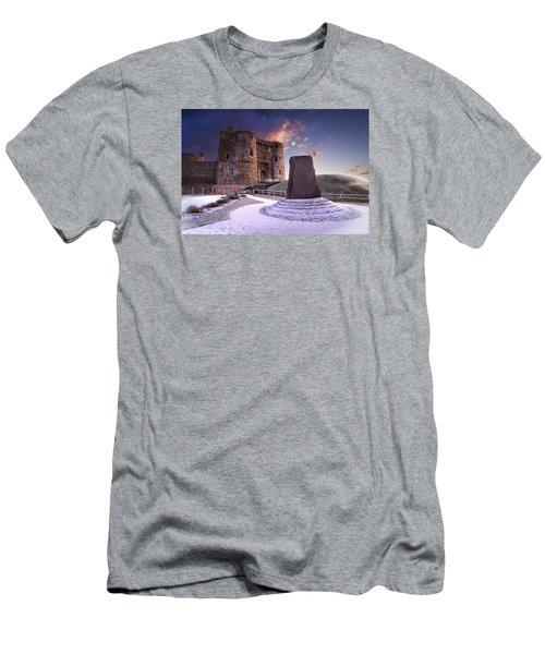 Kidwelly Castle 2 Men's T-Shirt (Athletic Fit)