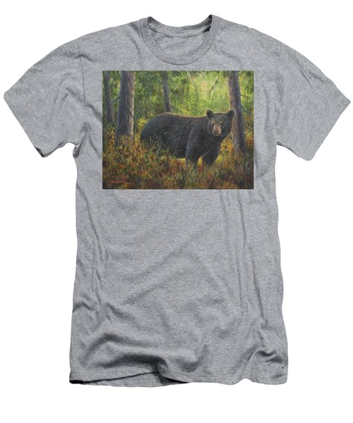 King Of His Domain Men's T-Shirt (Athletic Fit)
