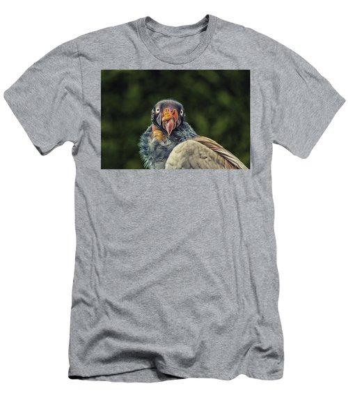 King Vulture Men's T-Shirt (Athletic Fit)