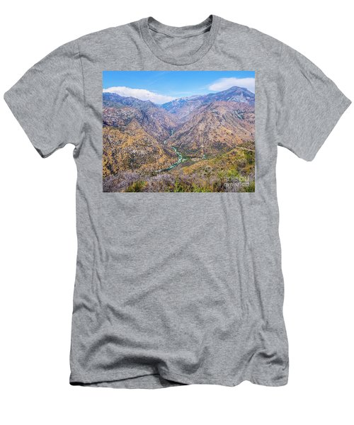 King's Canyon  Men's T-Shirt (Athletic Fit)