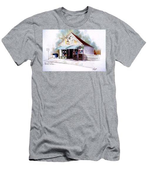 King's Ice Cream Men's T-Shirt (Slim Fit) by William Renzulli