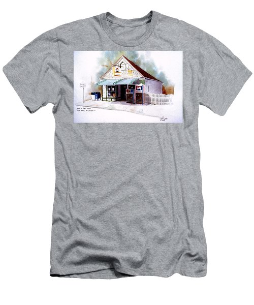 King's Ice Cream Men's T-Shirt (Athletic Fit)