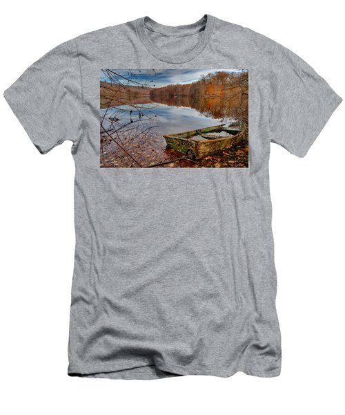 Kiss My Bass Men's T-Shirt (Slim Fit) by Craig Szymanski