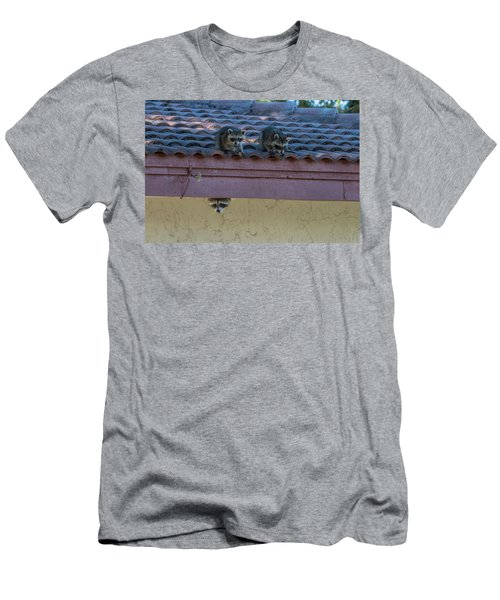 Kits On The Roof Men's T-Shirt (Athletic Fit)