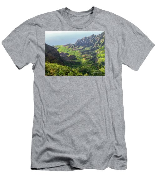 Kokee Park Men's T-Shirt (Athletic Fit)
