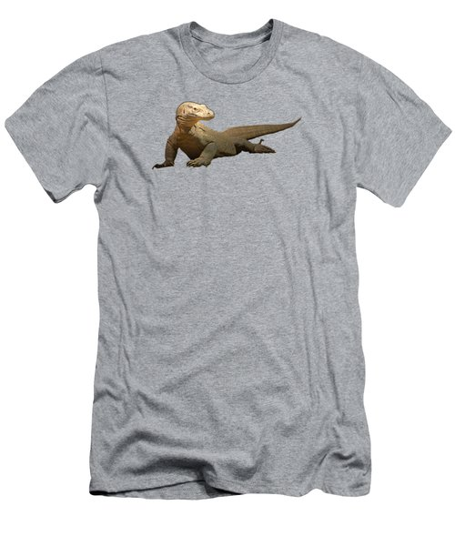 Komodo Dragon Tee Shirt Men's T-Shirt (Athletic Fit)