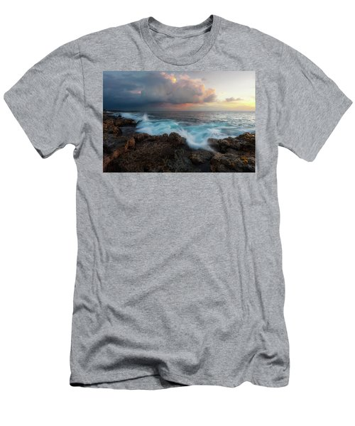 Men's T-Shirt (Slim Fit) featuring the photograph Kona Gold by Ryan Manuel