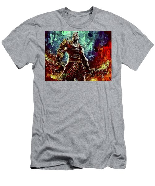 Kratos Men's T-Shirt (Athletic Fit)