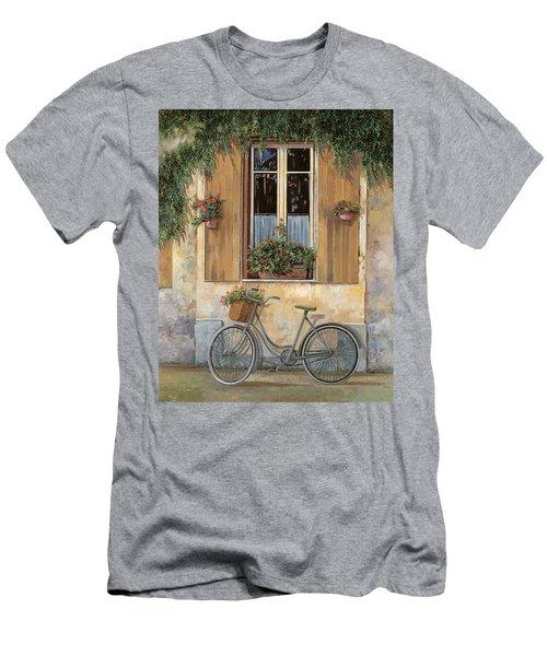 La Bici Men's T-Shirt (Athletic Fit)