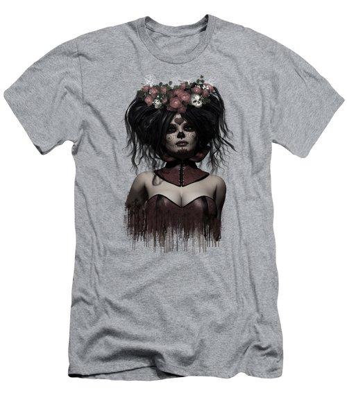 La Catrina Men's T-Shirt (Athletic Fit)