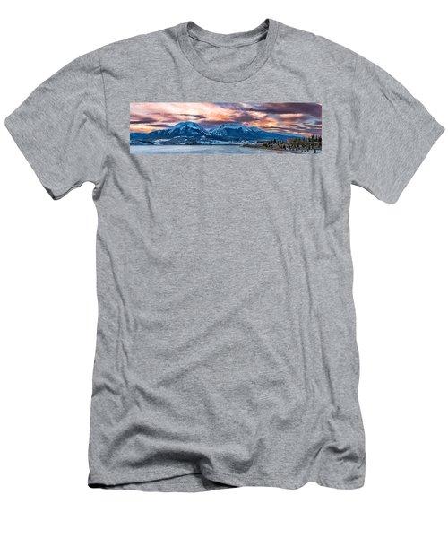 Lake Dillon Men's T-Shirt (Athletic Fit)