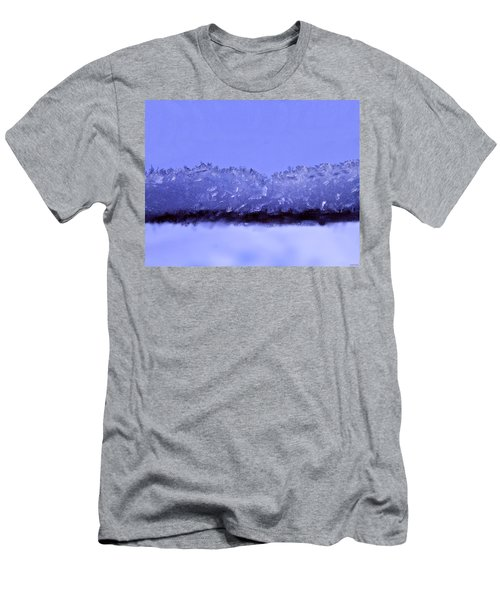 Lake Illusion Men's T-Shirt (Athletic Fit)