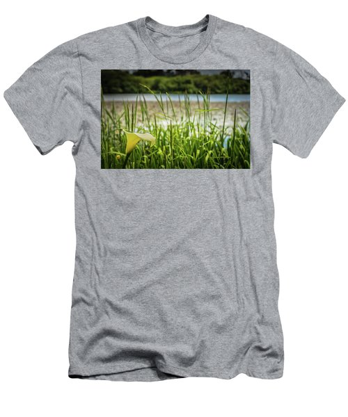 Lake Lily Men's T-Shirt (Athletic Fit)