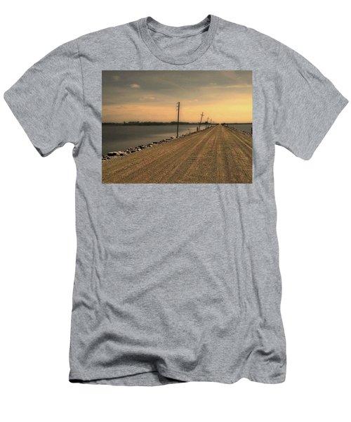 Lake Road Men's T-Shirt (Athletic Fit)