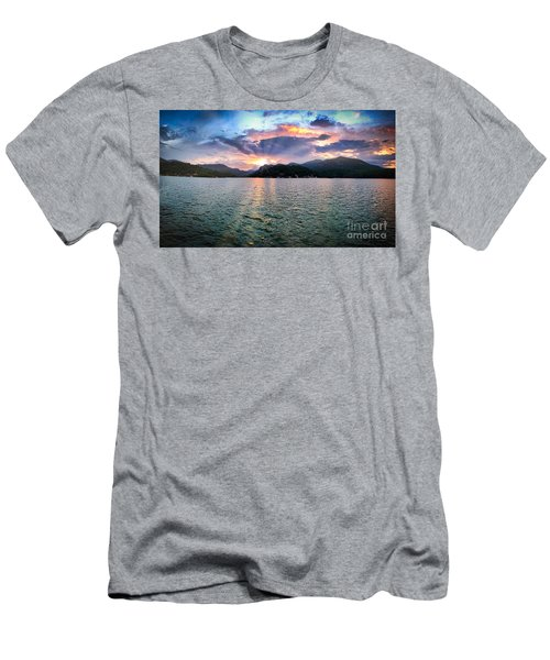 Lake Solstice Men's T-Shirt (Athletic Fit)
