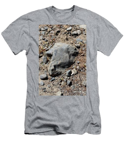 Men's T-Shirt (Athletic Fit) featuring the photograph Lambchop by Marie Neder