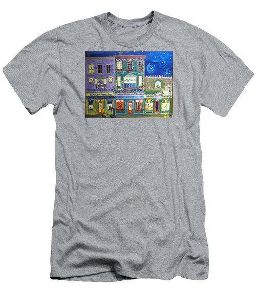Lamothe Street Men's T-Shirt (Athletic Fit)