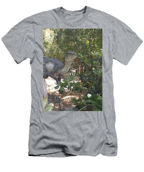 Land Of The Lost Men's T-Shirt (Athletic Fit)