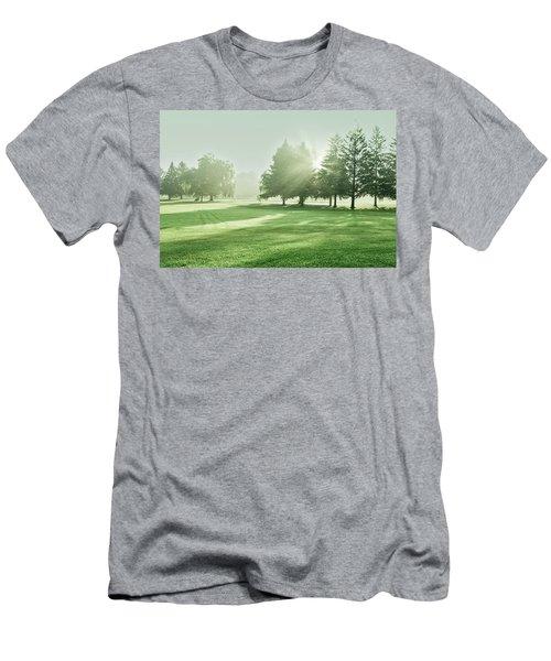 Landscape Men's T-Shirt (Athletic Fit)