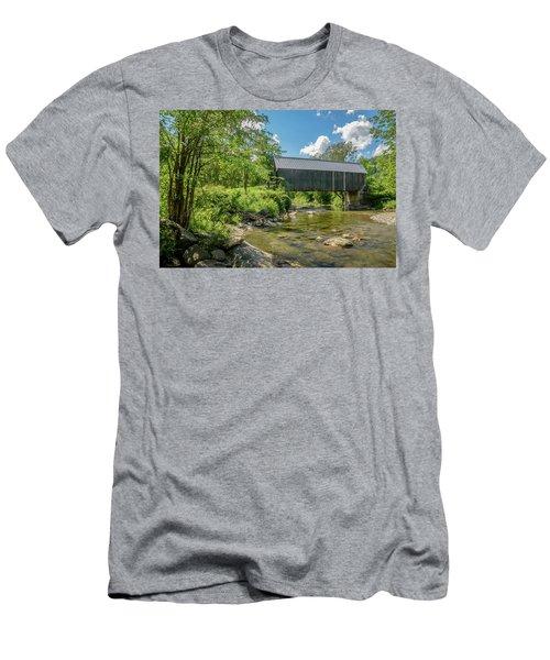 Larkin Bridge Men's T-Shirt (Athletic Fit)