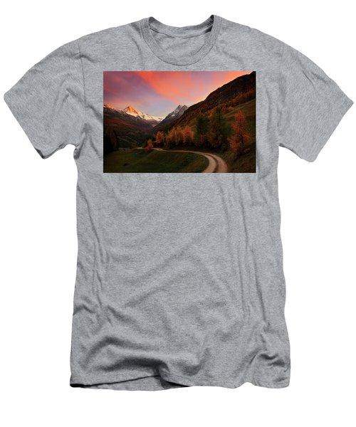 Last Illumination Men's T-Shirt (Athletic Fit)