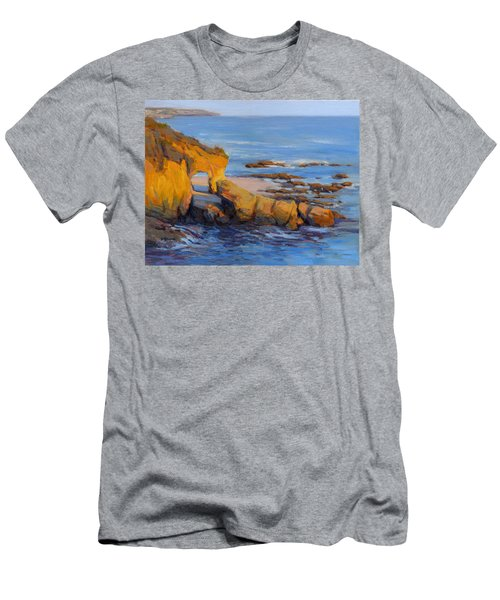 The Golden Hour / Laguna Beach Men's T-Shirt (Athletic Fit)