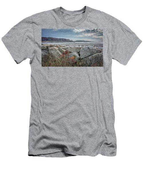 Late Fall Ride Men's T-Shirt (Athletic Fit)