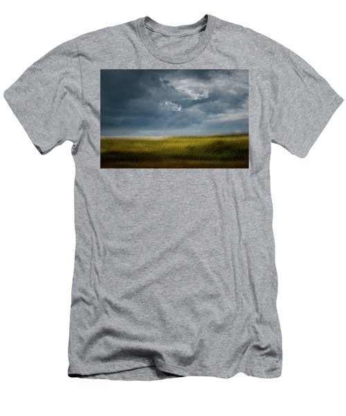 Late September Afternoon  Men's T-Shirt (Athletic Fit)