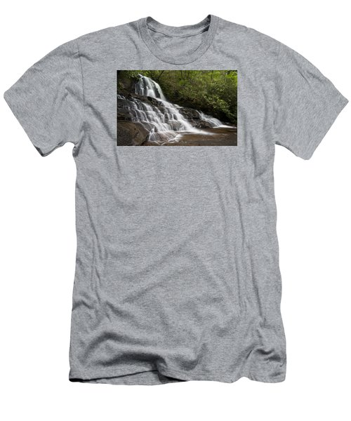 Laurel Falls Men's T-Shirt (Athletic Fit)