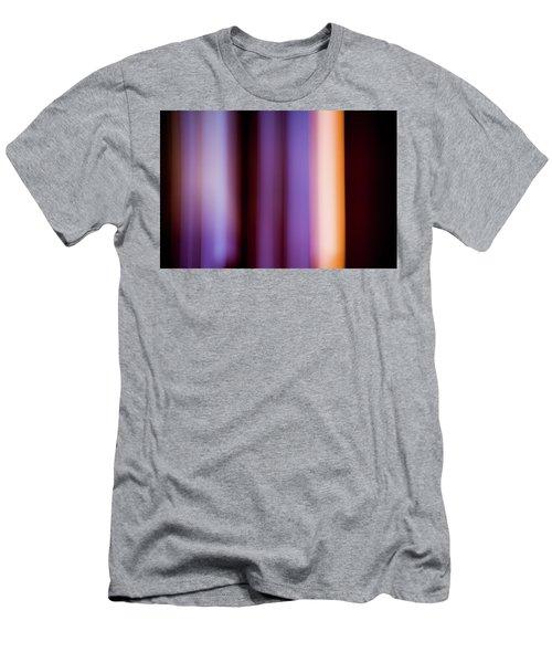 Lavender And Rose Gold Men's T-Shirt (Athletic Fit)