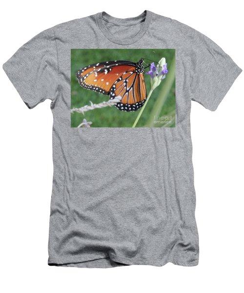 Lavender Lunch Men's T-Shirt (Athletic Fit)