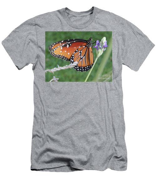 Lavender Lunch Men's T-Shirt (Athletic Fit)