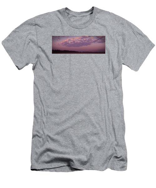 Lavender Morning Men's T-Shirt (Athletic Fit)