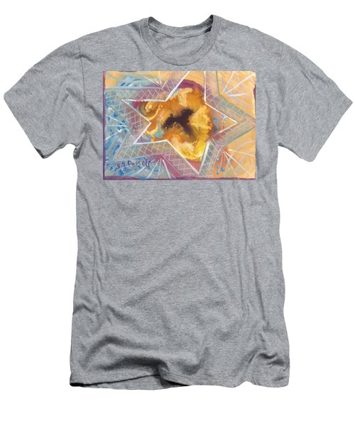 Layers Of A Healer Men's T-Shirt (Athletic Fit)