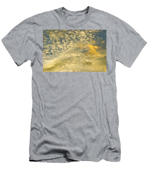Layers Of Sky Men's T-Shirt (Athletic Fit)