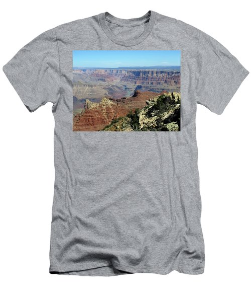 Layers Of The Canyon Men's T-Shirt (Athletic Fit)