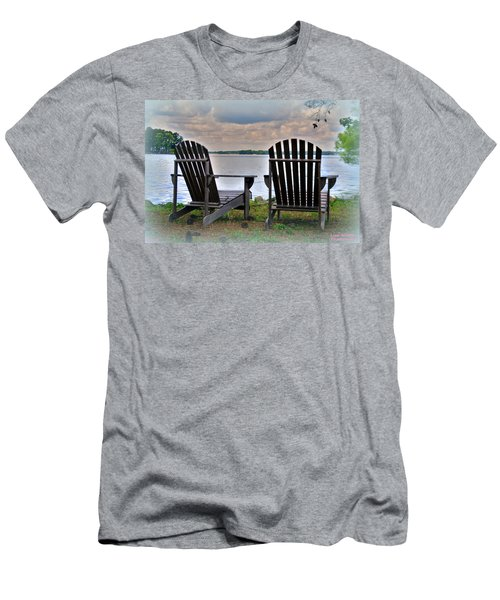 Lazy Afternoon Men's T-Shirt (Athletic Fit)