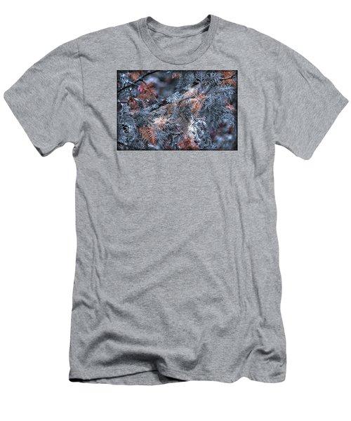 Ceader Men's T-Shirt (Slim Fit) by Michaela Preston