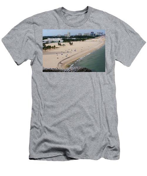 Leaving Ft Lauderdale Men's T-Shirt (Athletic Fit)