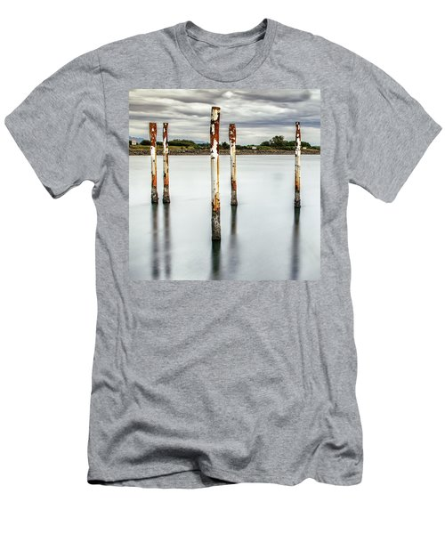 Left Behind Men's T-Shirt (Athletic Fit)
